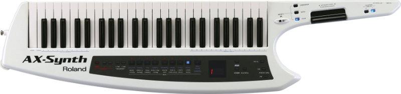 Продам Синтезатор наплечный(кейтар) Roland AX S
