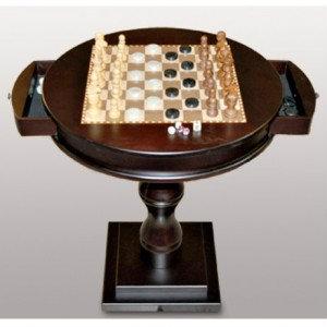 Продам: Шахматный стол Круглый