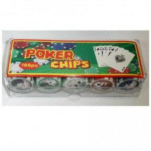 Продам Набор фишек с номиналом для игры покер
