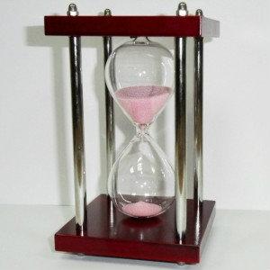 Продам: Песочные часы с блестящим