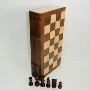 Продам Шахматы деревянные Книжка 30 см.