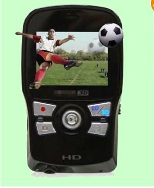 Продам 3D-HD видеокамера