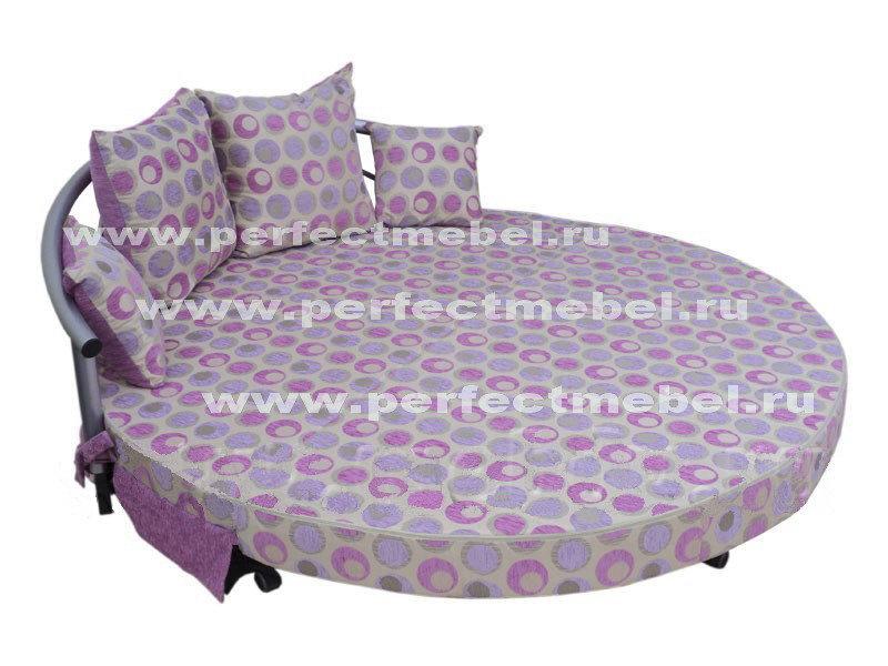 купить круглый диван кровать в москве недорого круглый диван в