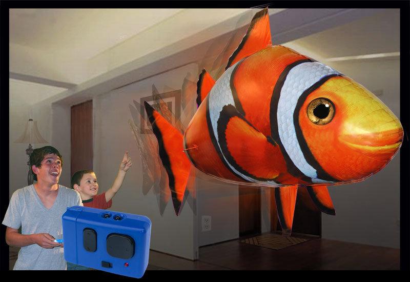 Продам Радиоуправляемые летающие рыбы !