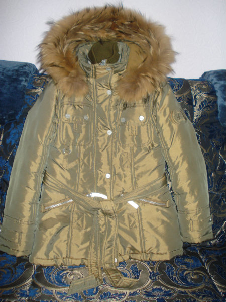Продам: Куртка зимняя,удлиненная.