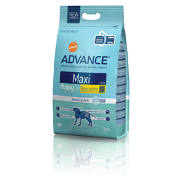 Продам ADVANCE MAXI PUPPY