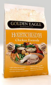 Продам Golden Eagle Holistic Chicken Formula