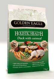 Продам Golden Eagle Holistic Duck with Oatmeal