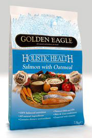 Продам Golden Eagle Holistic Salmon with Oatmea