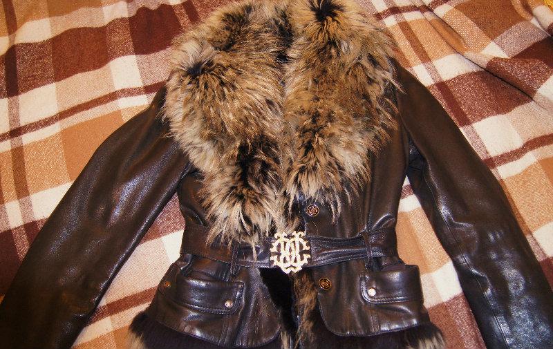 Продам: Куртка с мехом