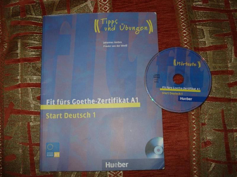 купить Fit Furs Goethe Zertifikat A1 диск в ульяновске
