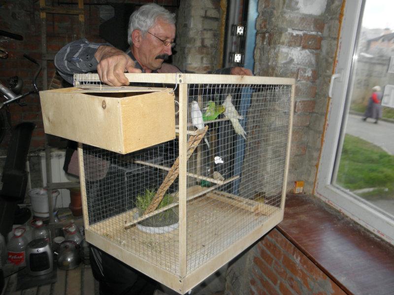 Продам: клетки для попугаев и других птиц