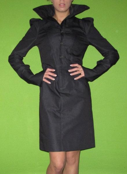 Продам Платье черное размер 44,46(м)