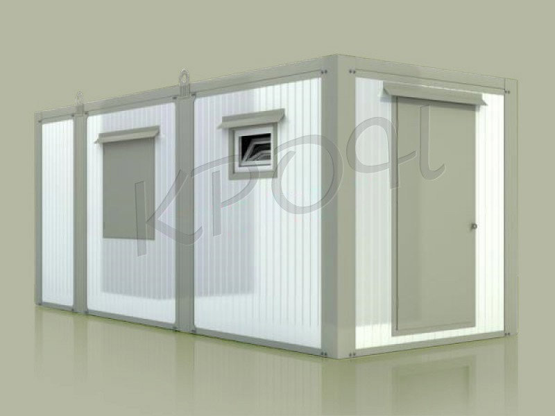 Продам Мобильная кухня в блок-контейнере