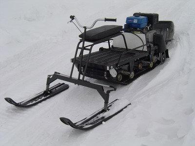 Продам запчасти для снегохода