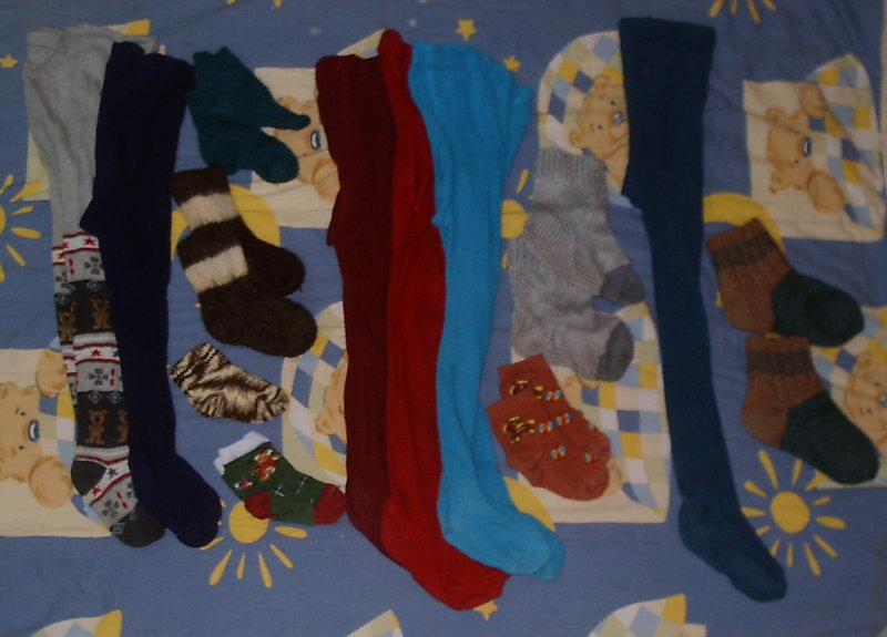 Продам Колготки + носки