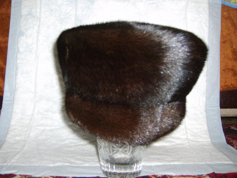 Продам Женская новая норковая шапка