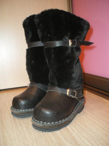 Предложение: Унты мужские и сапоги зимние от производ