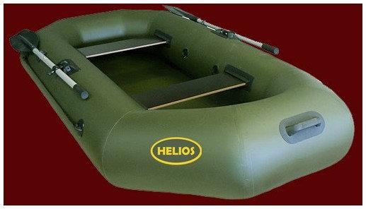 Продам: Лодки с надувным дном из ПВХ Гелиос