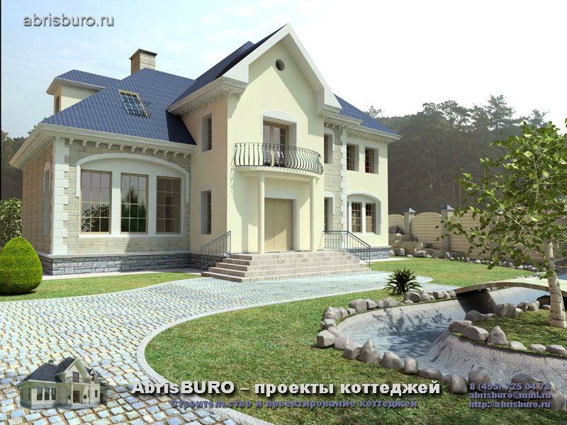 Продам Проекты домов и коттеджей с гаражом