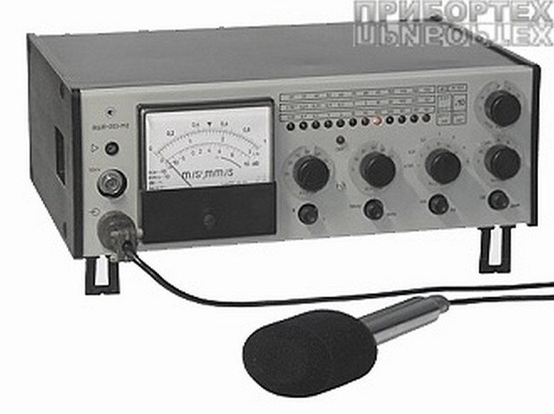Продам Измеритель шума и вибрации (шумомер)