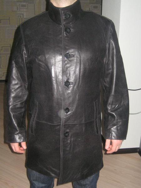 Продам Куртка кожа,р.50,в отличном состоянии.