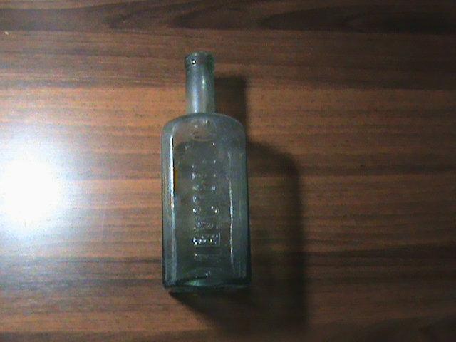 Продам Старинная водочная бутылка - штоф Шустов
