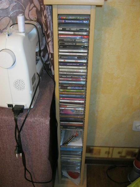 Продам Тумба для CD дисков