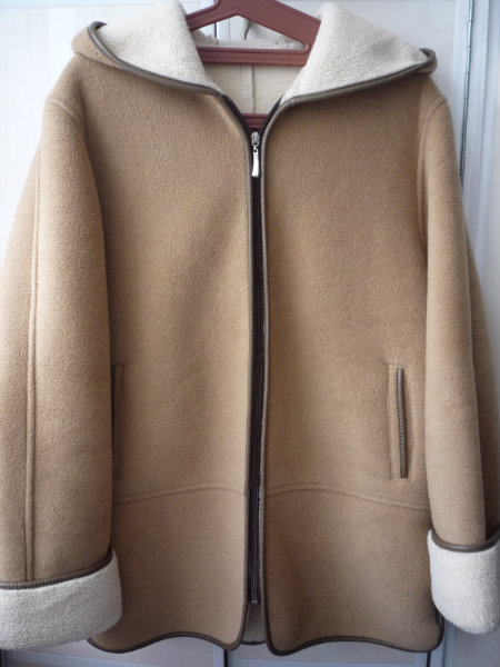 Продам Куртка с капюшоном ( демисезонная ) б/у