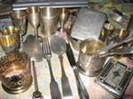 Куплю Куплю столовое серебро(дорого)