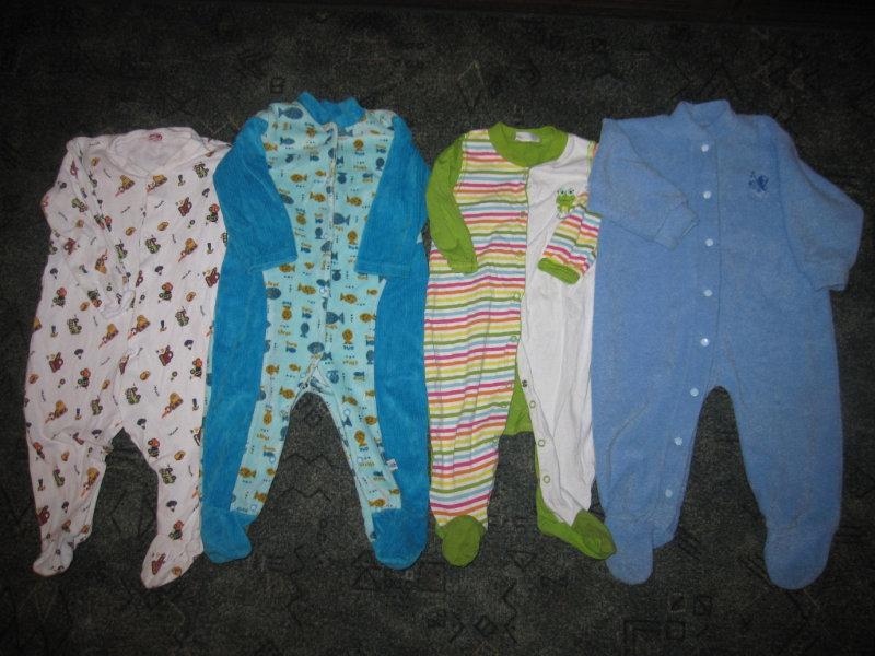 Продам Пакет детских вещей для мальчиков (бодик
