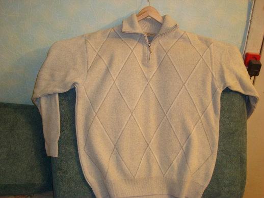 Продам мужской свитер размер 50-52, рост 4