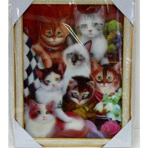Продам Объёмная 3D картина Семейное фото