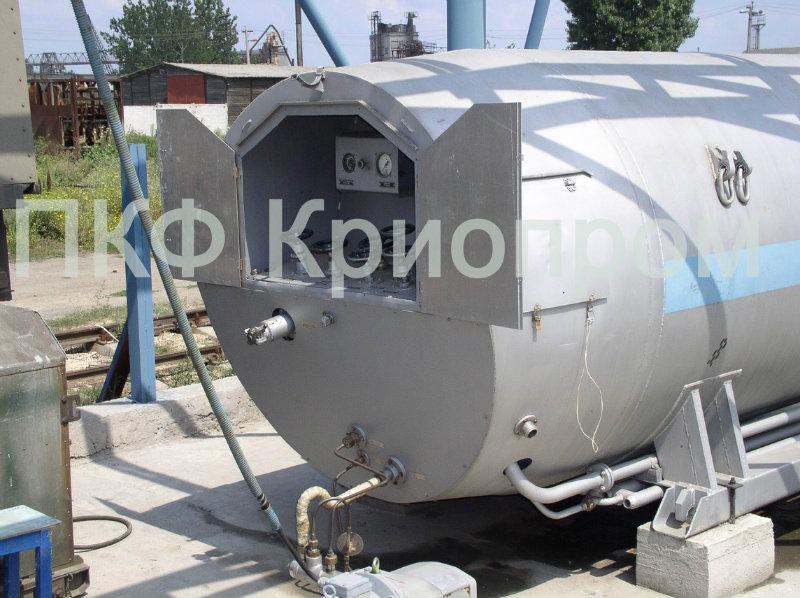 Продам Цистерна транспортная криогенная ЦТК