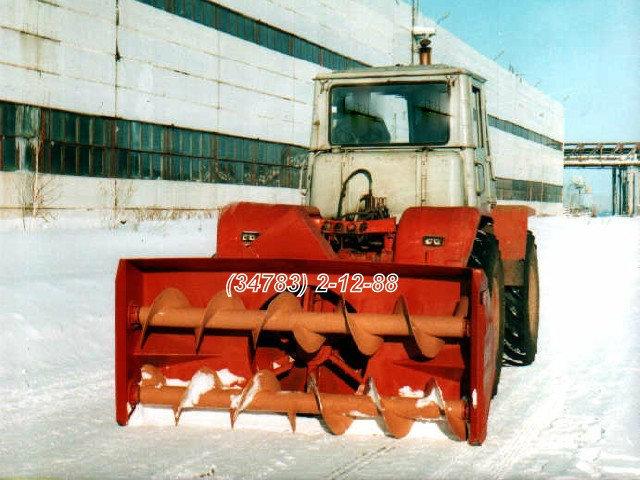 Продам Снегоочиститель шнекороторный