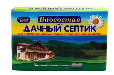 Продам Дачный септик-биосостав дачный септик.