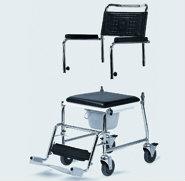 Продам: Инвалидное кресло с туалетом MEYRA