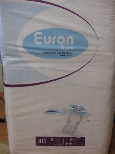 Продам: подгузники для взрослых Euron form