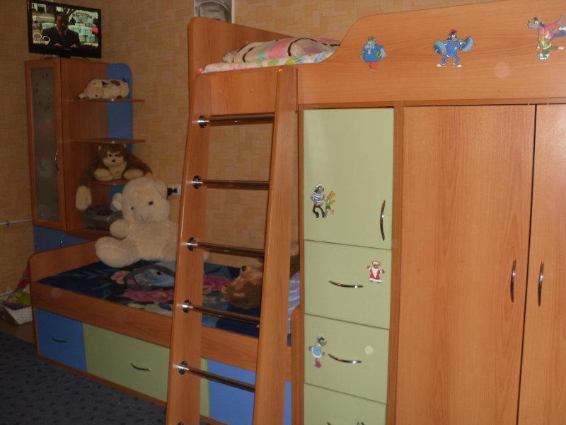 Продам: детскую мебель