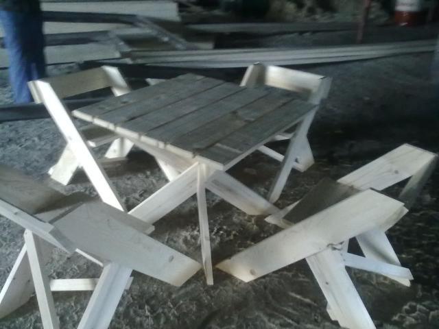 Продам: Пиломатериал,скамейки,столы, стулья дачи