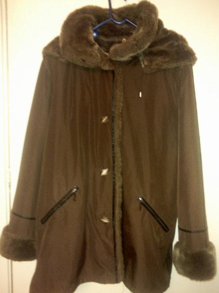 Продам Куртка-шуба 50 р-р