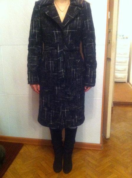 Продам: пальто шерстяное