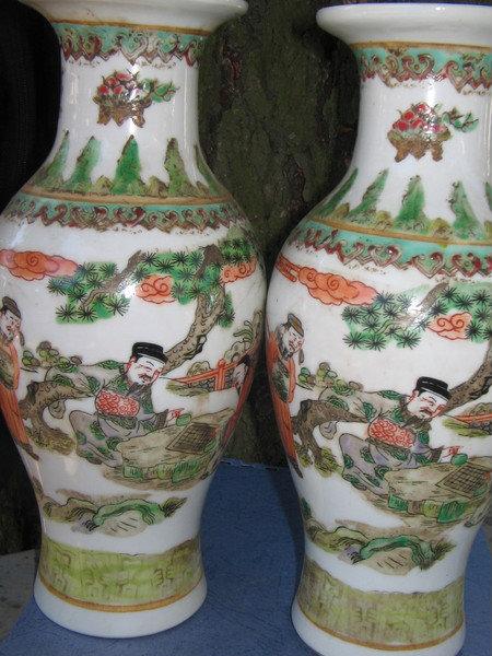 Продам: вазы китайские