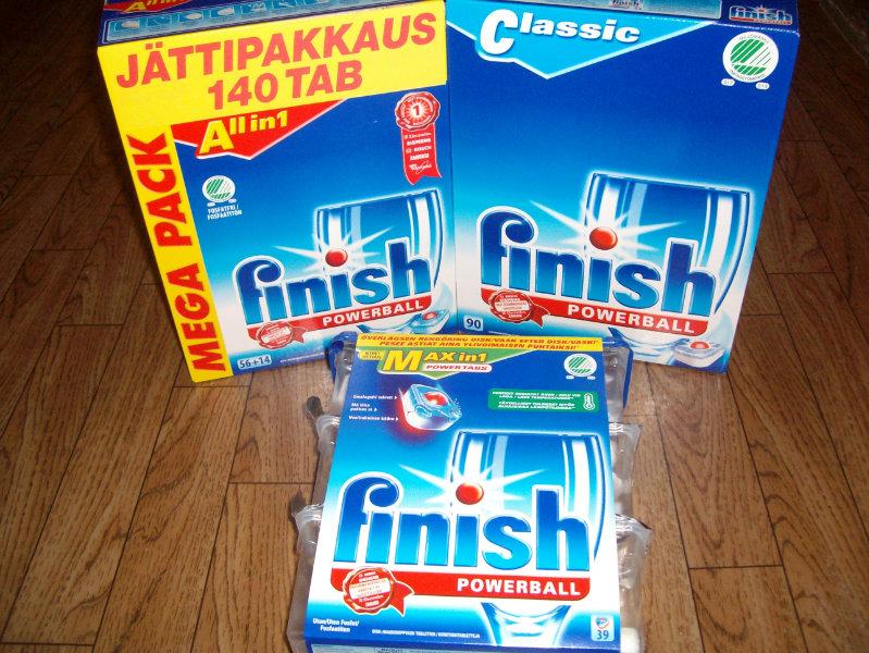 Продам: бытовая химия из Финляндии