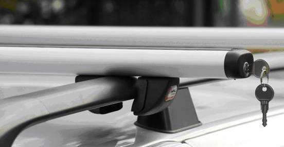 Продам: Багажник для SsangYong Kyron на рейлинги