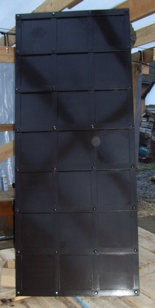 Продам: Заборные секции металлические