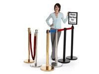 Продам: ограждения с вытяжной лентой 2-5 метра