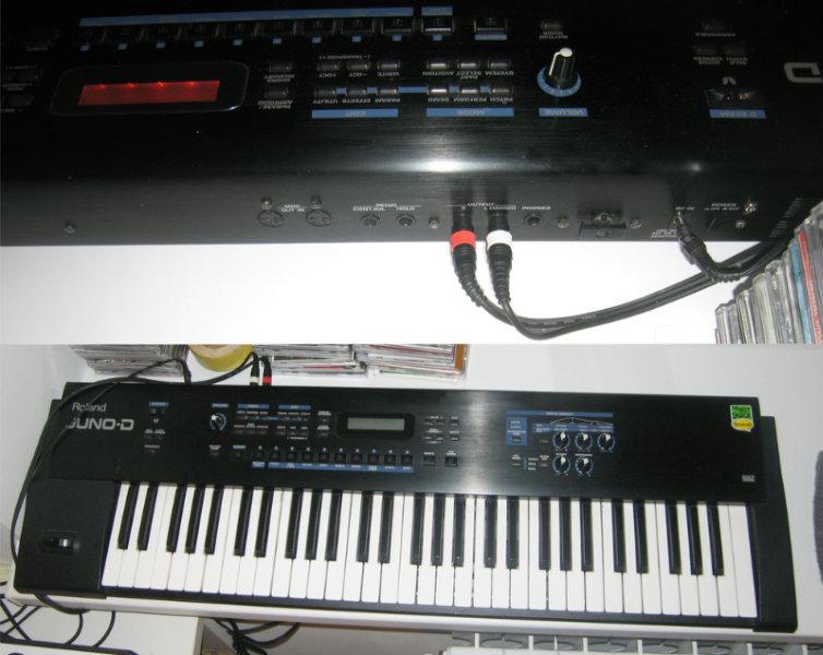 Продам Синтезатор Roland Juno-D