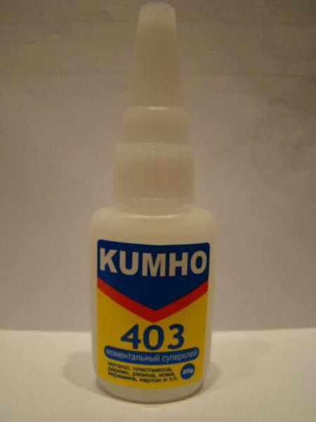 Продам: Моментальный супер клей KUMHO НОВИНКА!!!