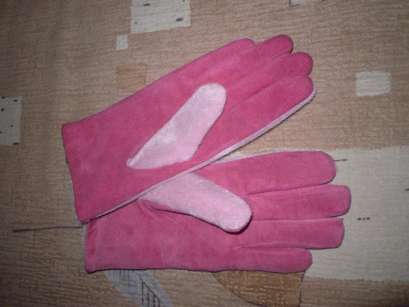 Продам: Продам розовые перчатки